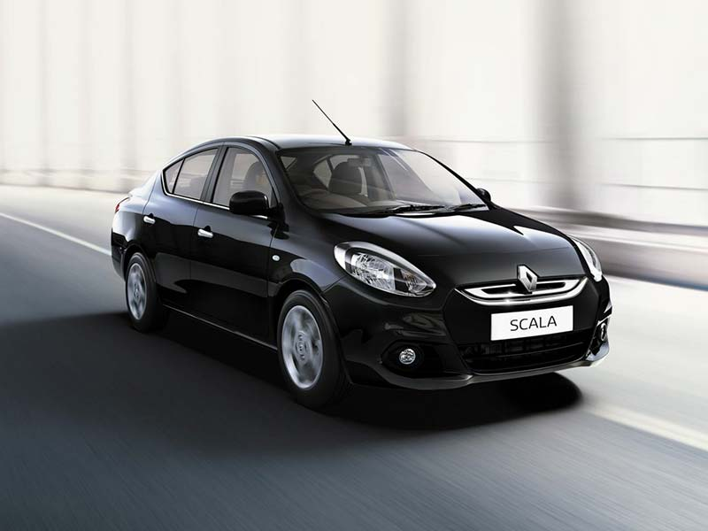 Renault Scala Car rental in Mysore