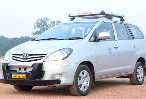Toyota Eitos Car rental in Mysore