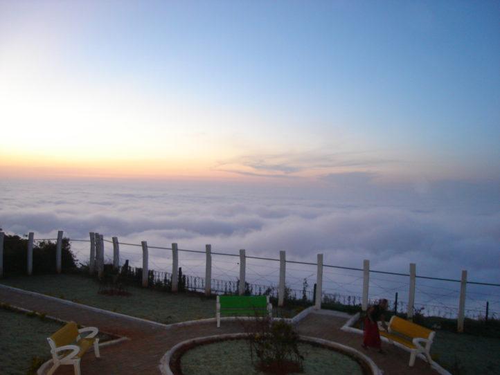 Mysore to Nandi hills